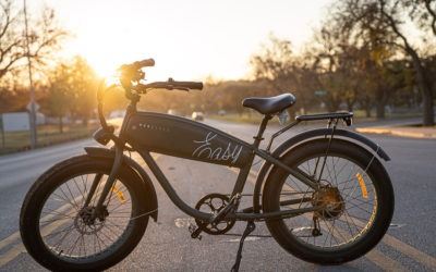 Product Photography In Austin, Tx For Mod Bikes