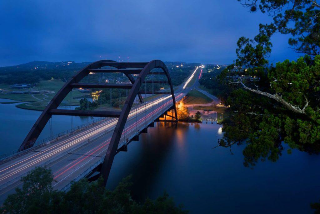 Sunrise Austin Tx 360 Bridge