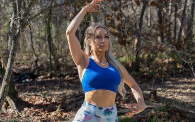 Yoga & Fitness Photographer in Playa del Carmen