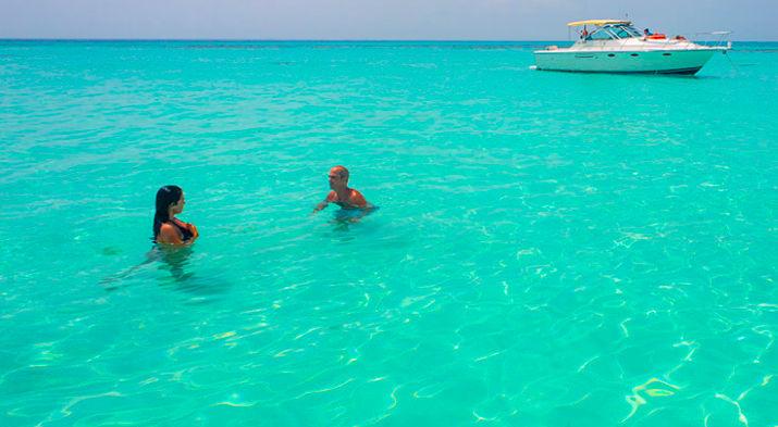 Playa Norte Isla Mujere Beach