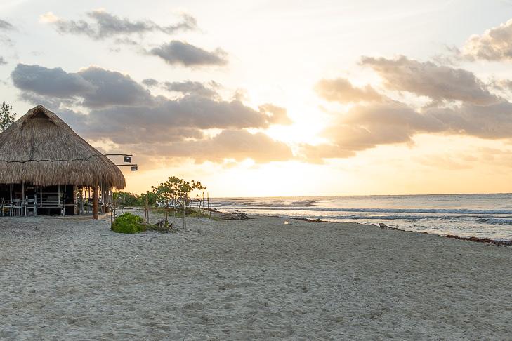 El Cielo Beach Cozumel Island.