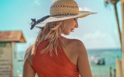 Coco Beach Photoshoot in Playa del Carmen, Mexico