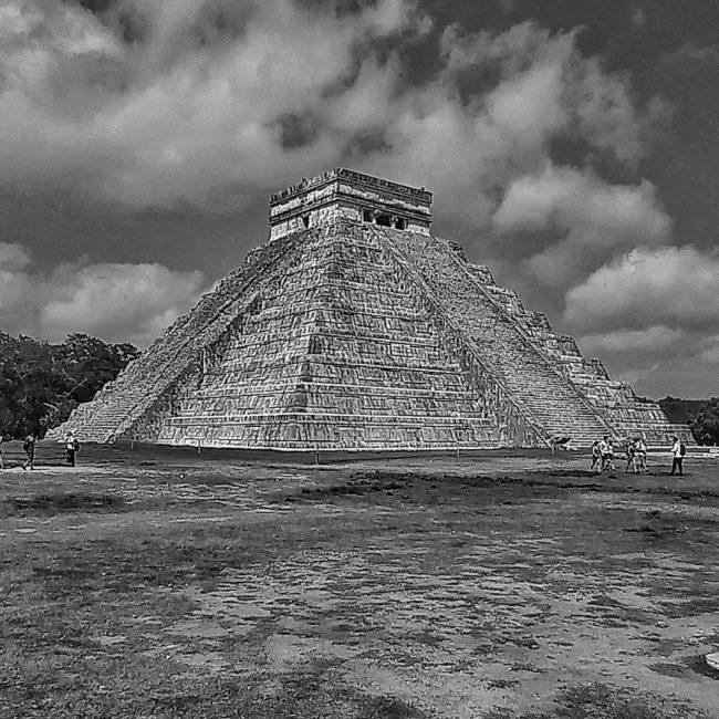 Chichen Itza Temple La Piramide