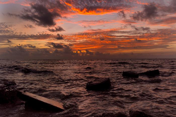 Best Place For Playa Del Carmen Sunrise Photos