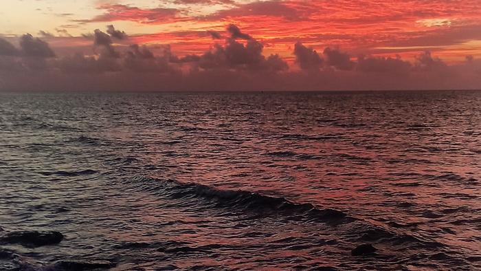 Sunrise Playa Del Carmen Phone Wallpaper Download
